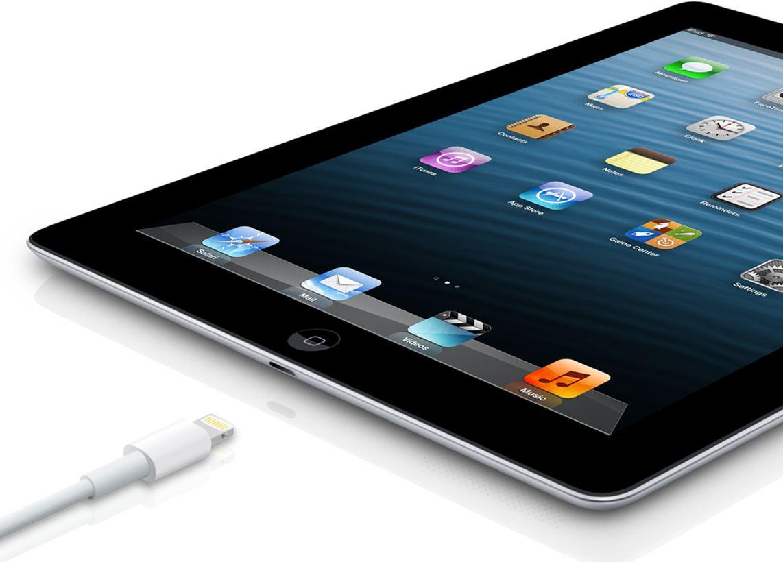 75b373150ee Oma eelkäija vabastamisest eraldati iPad 4 veidi üle 6 kuu. On raske ette  kujutada, kuidas New iPad'i omanikud tundsid, kui nad said teada, et nende  vidin ...