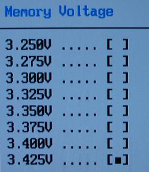 What memory modules to choose  Determine the frequency of RAM