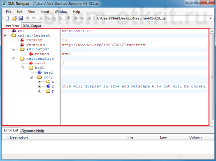 How to open xml files in Word  XML file: what it is and how